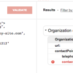New Google Structured Data Testing Tool