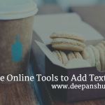 Top 15 Free Online Tools to Add Text to Photos