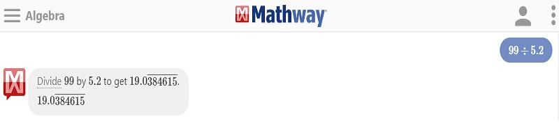 mathway use