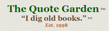 the quote garden logo