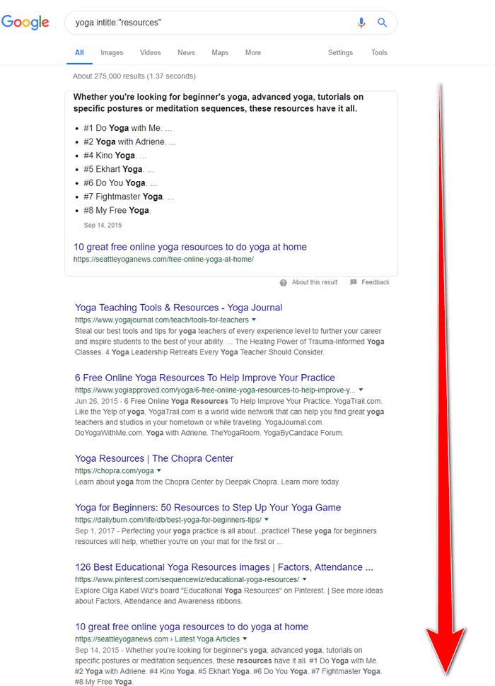 google-search-operator-usage