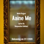aaine me hindi song
